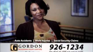 Personal Injury Lawyer | Gordon McKernan Injury Attorneys | Louisiana, Mississippi, Texas