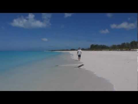 Barbuda Beach Island