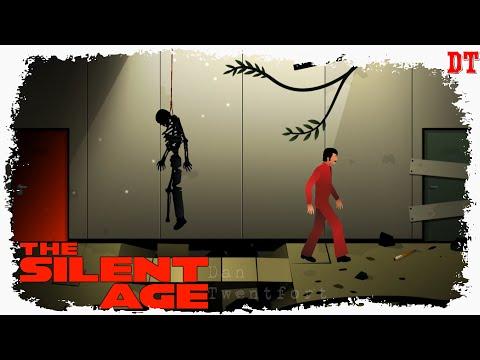 The Silent Age прохождение #1 ● Глава 1 - Настоящее и начало Главы 2 - Будущее