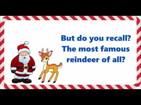 Rudolph The Red Nosed Reindeer Lyrics
