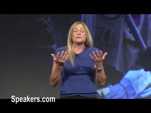 Keynote Speaker: Robyn Benincasa • Presented By • Speakers.com • 2016 Promo