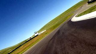 CBR 600RR at Thunderhill West CCW Keigwins at the track 04/21/18