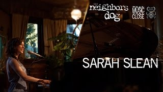 Watch Sarah Slean The Day We Saved The World video