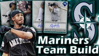 ALL TIME MARINERS TEAM BUILD! 9TH INNING HEROICS? MLB THE SHOW 19 DIAMOND DYNASTY