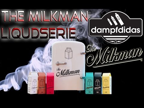 The Milkman Liquids Serie TPD2 Version Deutsch Test