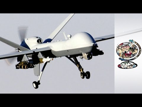 What Does The Proliferation Of Drones Mean For Society? (2012)