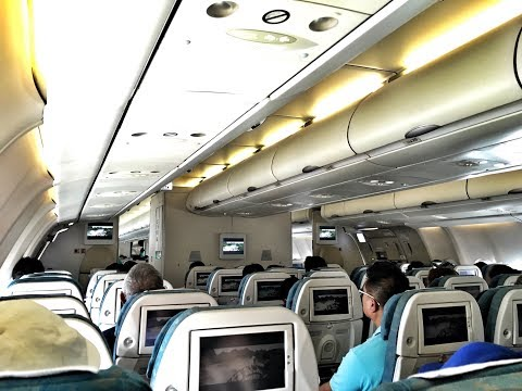 Vietnam Airlines Flight Review | VN235 Hanoi to Ho Chi Minh City