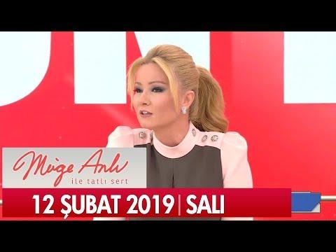 Müge Anlı ile Tatlı Sert 12 Şubat 2019 Salı - Tek Parça