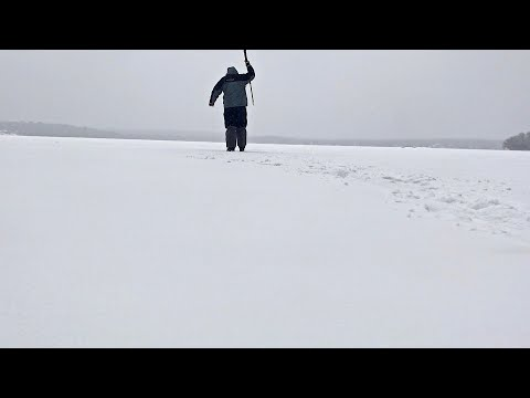 First Ice Fishing Trip Of The 2019/2020 Ice Fishing Season! (BIG NEWS!)