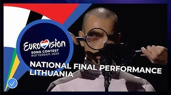 The Roop - On Fire - Lithuania 🇱🇹 - National Final Performance - Eurovision 2020