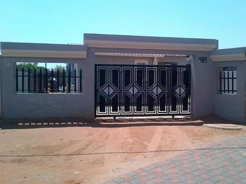 3 bedroom house for sale in protea glen soweto south for Beautiful bedroom designs in south africa