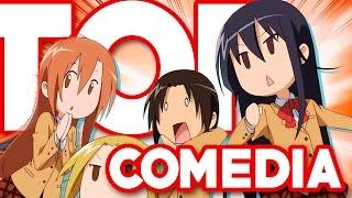 Los mejores animes de comedia