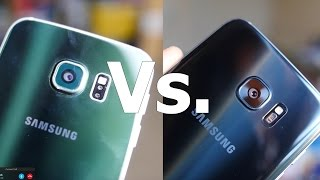 Galaxy S6 Edge Vs. Galaxy S7 Edge (2017)