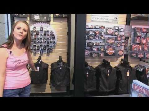 Tour the new Harley-Davidson store location at Downtown Disney West Side