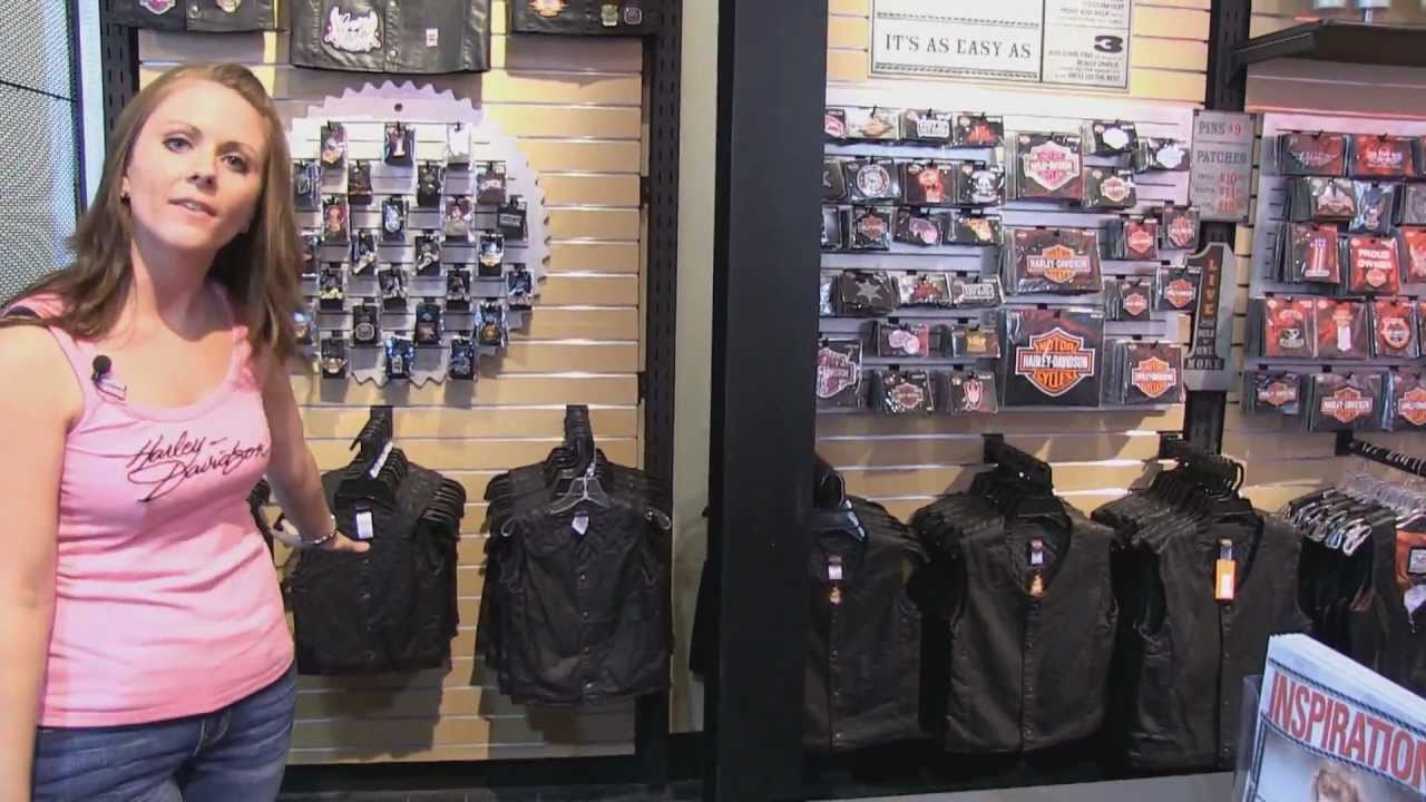 Tour The New Harley Davidson Store Location At Downtown Disney West