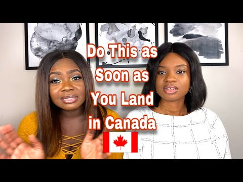 THINGS TO DO WHEN YOU COME TO CANADA| STUDENT/PR|LONDON ONTARIO|LIVING IN LONDON ONTARIO