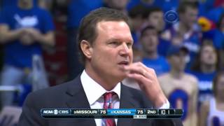 2012 KU vs Missouri  - The Final Meeting
