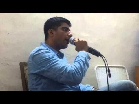 Kabhi kisi ko mukammil jahan nahi milta my voice
