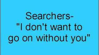 Searchers- I don