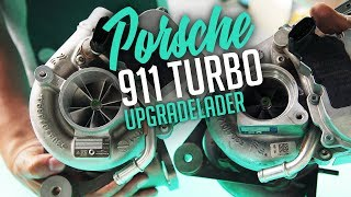 JP Performance - Mehr Boost! | Porsche 911 Turbo Upgradelader