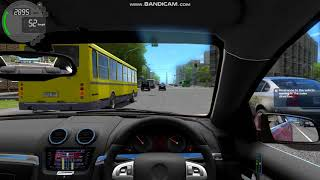 City Car Driving PC Gameplay on Windows 10 - PC Games 2018 - Driving Simulator
