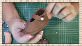 Tutorial: Zapatos para muñecas