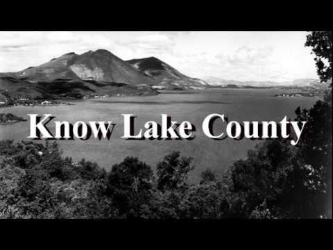 Know Lake County: The History of Mt. Konocti