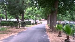 Le Soleil Campsite- Argeles-Sur-Mer- Languedoc & Roussillon- June 2012