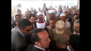 New photos of the Suez Canal:Grand Imam Dr. Ahmed Al-Tayeb Al-Azhar Sheikh visit canal