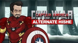 Captain America: Civil War Alternate HISHE