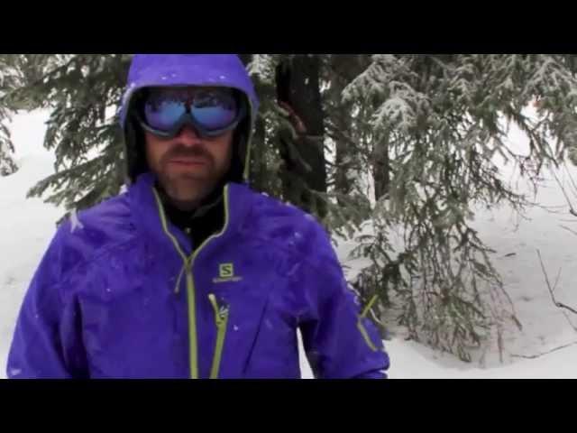 Salomon Whitemount Skijacke 2016