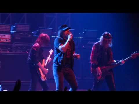 Krokus - Rockin' in the Free World - Dübendorf, Samsung Hall - 4 March 2017