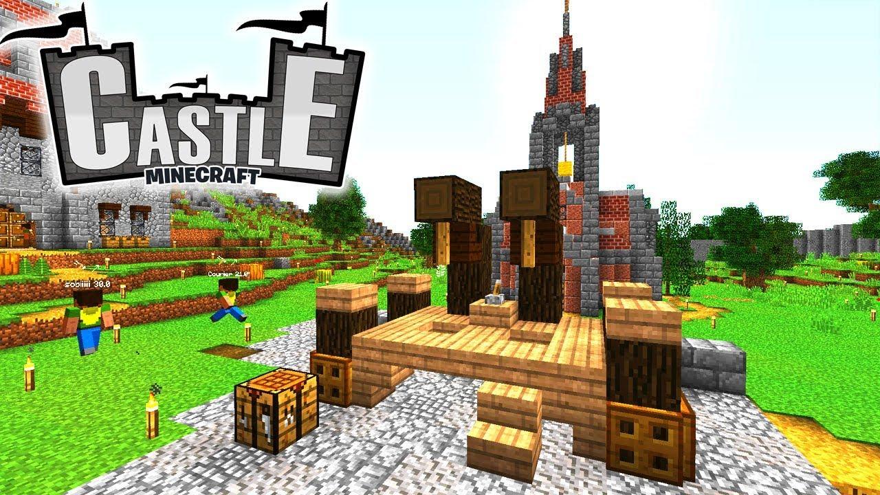 Castle Warfare Mod Minecraft
