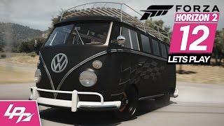 FORZA HORIZON 2 Part 12 - Eine Busfahrt die ist..SCHNELL (FullHD) / Lets Play Forza Horizon 2