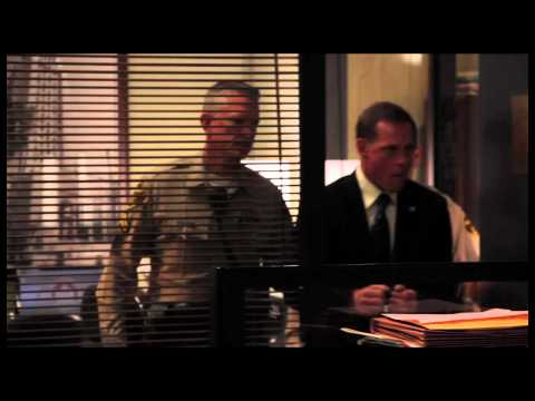 Jason Beghe plays a twisted secret service agent on Law & Order: LA