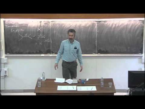Effective Field Theories - D. Kaplan - lecture 1/5