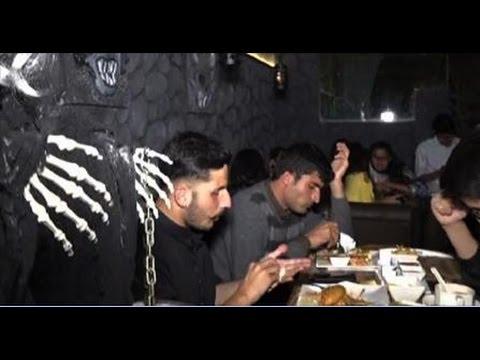 جہاں سب کی چیخیں نکل جائیں؛اسلام آباد والے چہچاہیں. horror restaurant in islamabad
