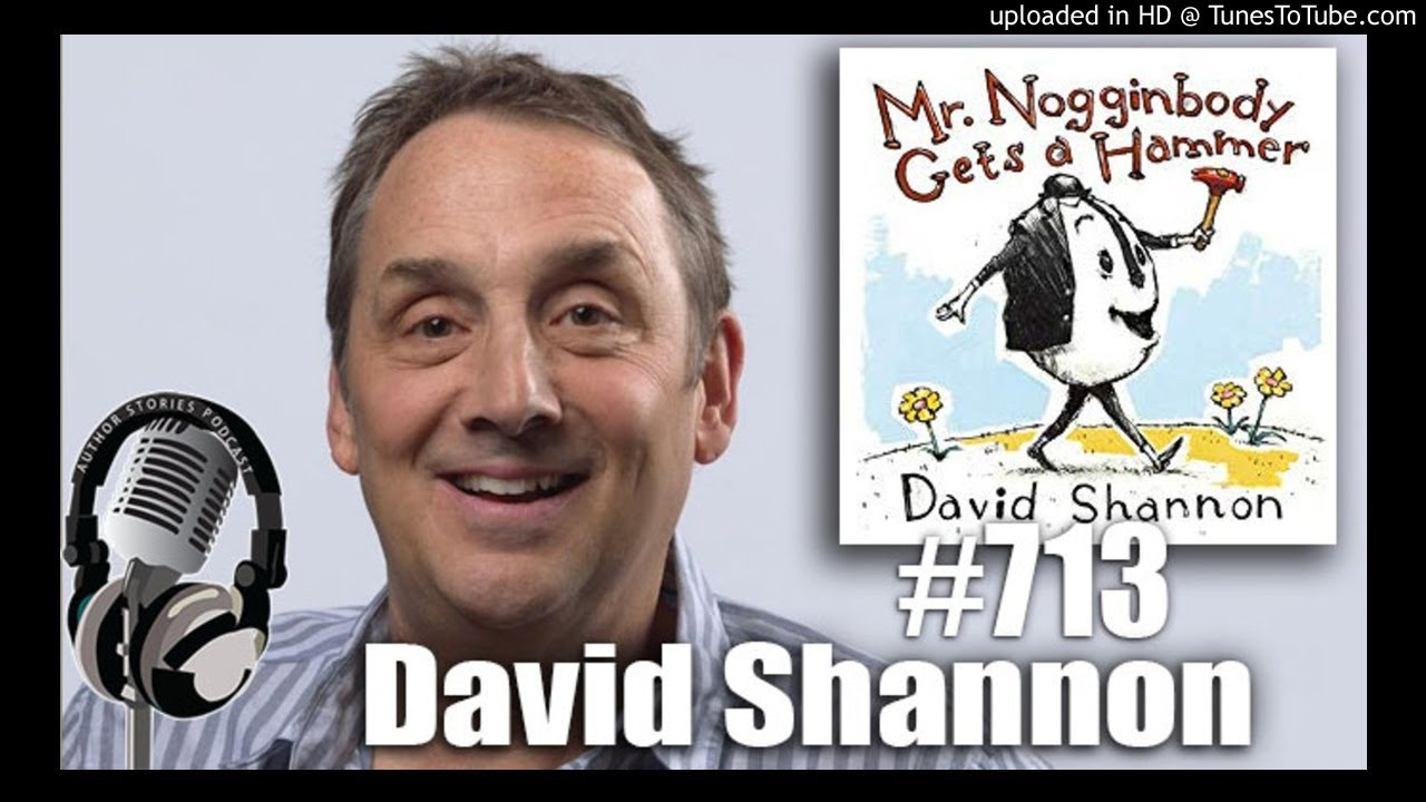 Author Stories Podcast Episode 713 | David Shannon Interview