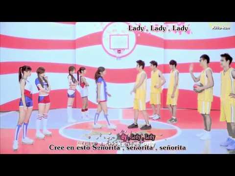 Popu Lady - Lady First MV (Sub Español + Karaoke)