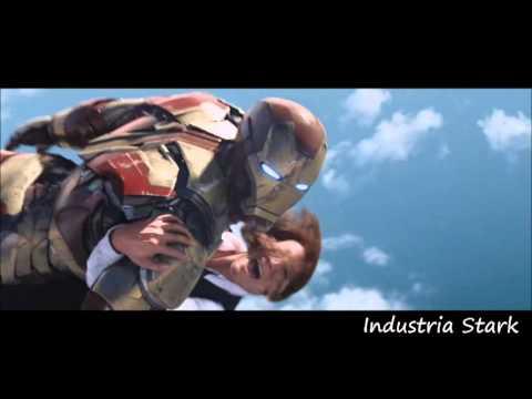 Iron Man Joe Williams Jingle Bells
