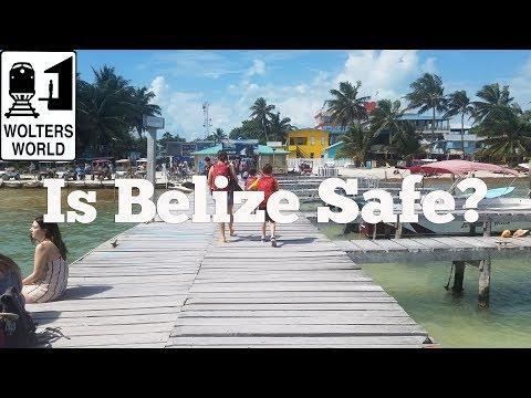 Visit Belize - Is Belize Safe to Visit?