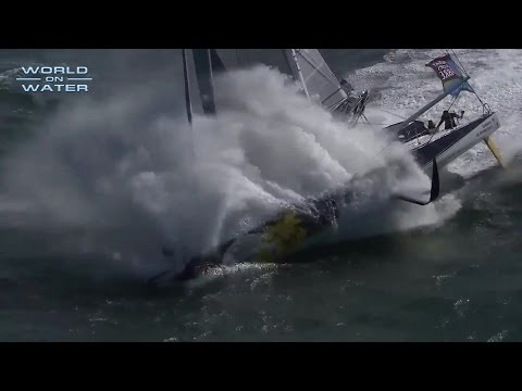 World on Water August 30 15 Global Sailing News Americas Cup