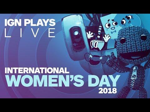 Celebrating Women in Gaming: International Women's Day