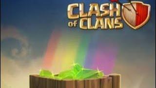 (Tultorial)Como ganhar gemas no clash of clans de graça