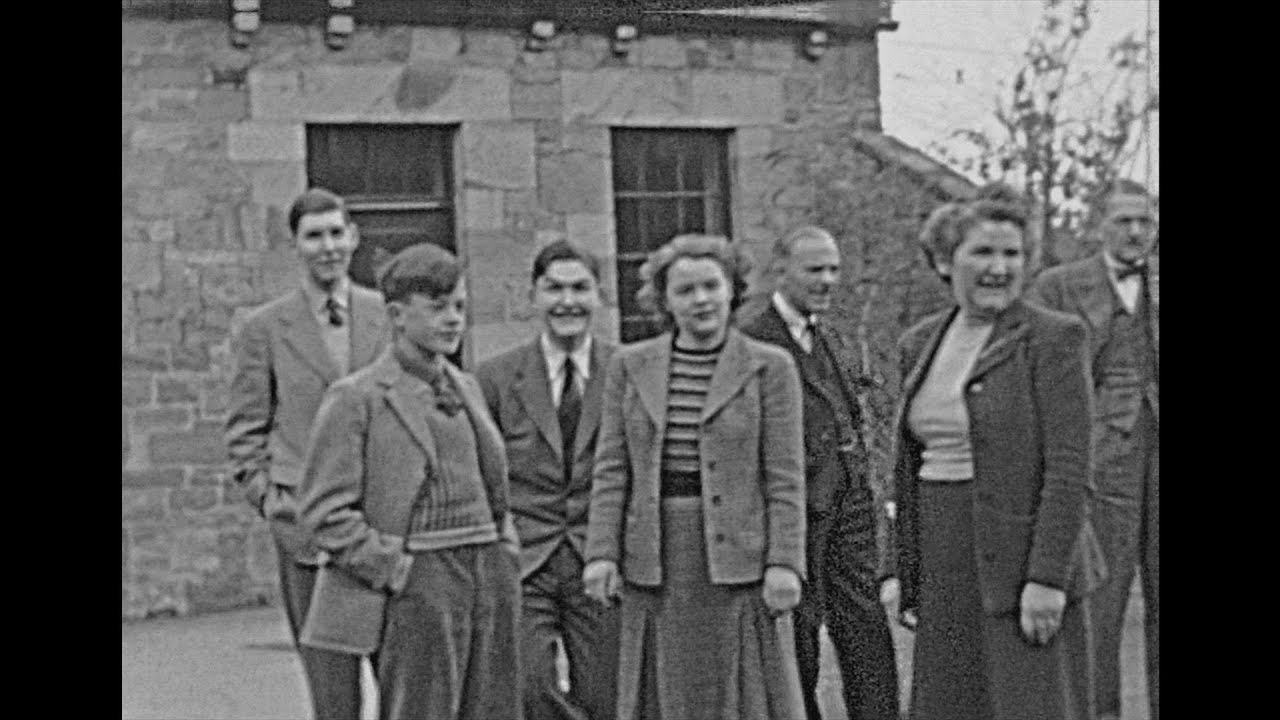 Life in England 1948 – Archive Footage