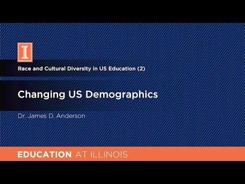 Changing US Demographics