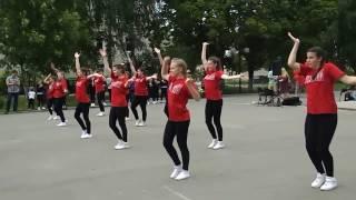 Современные танцы 2016. Зажги Россия, зажги страна!!