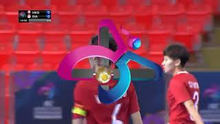 Download Video FUTSAL PUTRI Indonesia 2 vs Hongkong 0 AFC (Women Futsal Champhionship 2018) MP3 3GP MP4