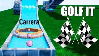 GOLF IT | ÉPICA CARRERA DE RATONES