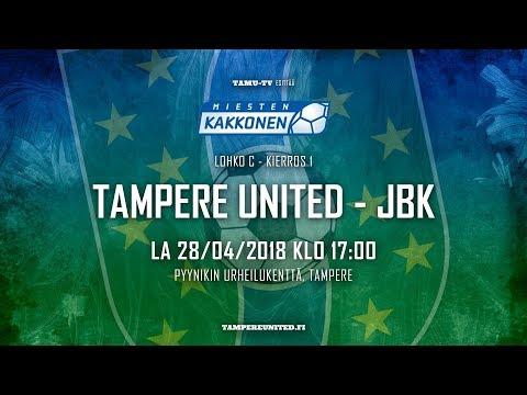 TamU - JBK / Kakkonen / 28.4.2018 / klo 17:00